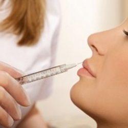 réduction des lèvres